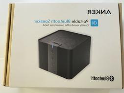 Anker Portable Wireless Bluetooth 4.0 Speaker Black Cube Lou