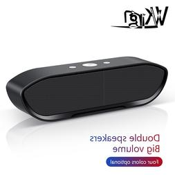 Portable Wireless Bluetooth <font><b>Speaker</b></font> Ster