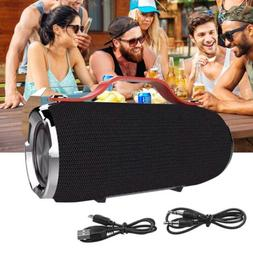 Portable Wireless Bluetooth Speaker Waterproof Bass Outdoor