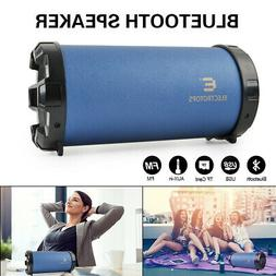 Portable Wireless Bluetooth Speakers with HD Clear Sound Bas