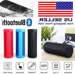 Portable Wireless Bluetooth Waterproof Outdoor Cycling Flash