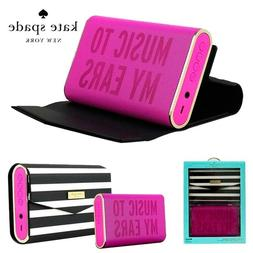 Kate Spade New York Portable Wireless Speaker Gift Set