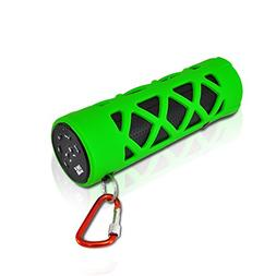 PYLE PWPBT30GN Bluetooth Water Resistant Flashlight Speaker