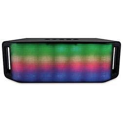 HyperGear Rave Wireless Stereo Speaker Black
