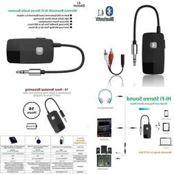 receiver adapter bluetooth wireless stereo car aux
