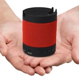 Rechargeable Mini Portable Speaker Wireless Stereo Bass For
