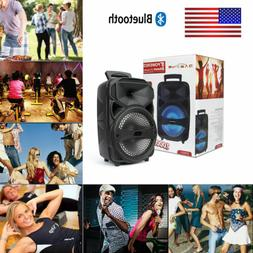 Rechargeable Portable Bluetooth Wireless Speaker Super Bass