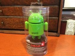 iHome ROBO Green Portable Rechargeable Speaker Android Look