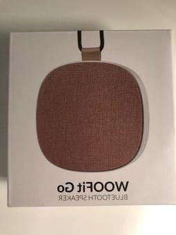 sackit woofit go bluetooth speaker rose new