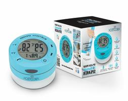 Abco Tech Shower Speaker - LCD Display - Humidity and Temper