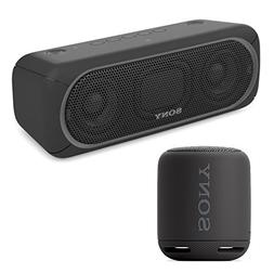 Sony XB30 Portable Wireless Speaker, Bluetooth  w/ Sony XB10
