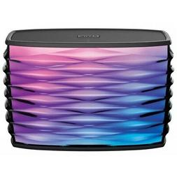 splashproof color changing portable recharge bluetooth wirel