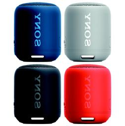 Sony SRS-XB12 EXTRA BASS Waterproof Portable Rechargeable Bl