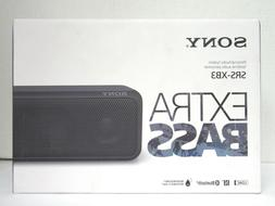 SONY SRS-XB3 EXTRA BASS WATER-RESISTANT PORTABLE BLUETOOTH S