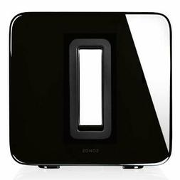 Sonos Sub Wireless Subwoofer Speaker  - Black