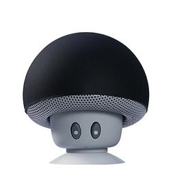 TinyFin Mini Bluetooth Wireless Portable Mushroom Speaker Wi