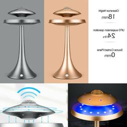 UFO LED LEVITATING Bluetooth Speaker 3D Floating MAGLEV Wire