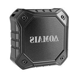AOMAIS Ultra Portable Wireless Bluetooth Speakers with 8W Lo