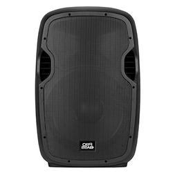 "Pro Bass Underground 15, Portable Battery Powered 15"" Loud"