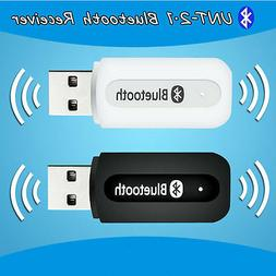 USB Bluetooth Music Receiver Stereo Audio Adapter Wireless 3