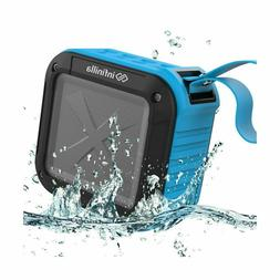 Infinilla Waterproof Bluetooth Speakers, Portable Wireless S