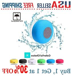 Bluetooth Wireless Speaker Waterproof Shower Wireless Resist