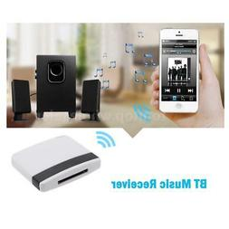 wireless bluetooth audio receiver adapter to 30