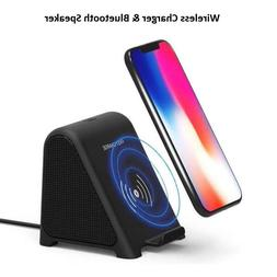 wireless fast charging pad stand wireless charger