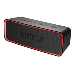 Vtin Wireless Portable Bluetooth Speaker with Extra Bass Cla