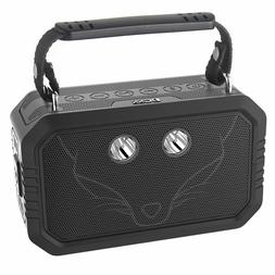 DOSS Wireless Portable IPX6 Waterproof Bluetooth Speakers wi