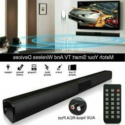 Wireless Portable Sound Bar Speaker System TV Home Theater S