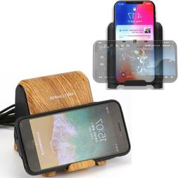 Wireless QI Charging Stand / Wireless Bluetooth Speaker for
