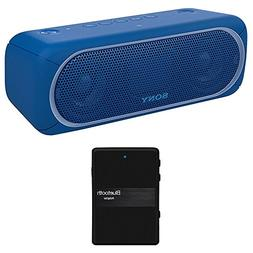 Sony XB30 Portable Wireless Speaker with Bluetooth, Blue - S