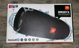 JBL Xtreme Wireless Portable Bluetooth Speaker Black Sealed
